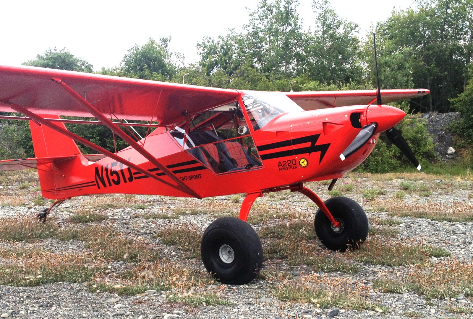 Bush Plane For Sale >> Aerotrek Light Sport Aircraft Aerotrek A220 Taildragger A240
