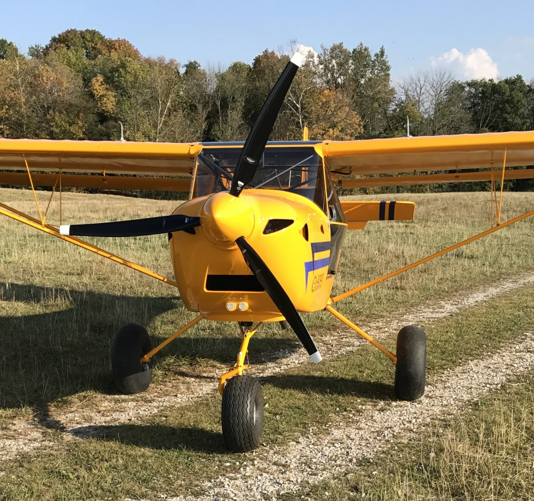 Aerotrek light sport aircraft, Aerotrek A220 taildragger, A240